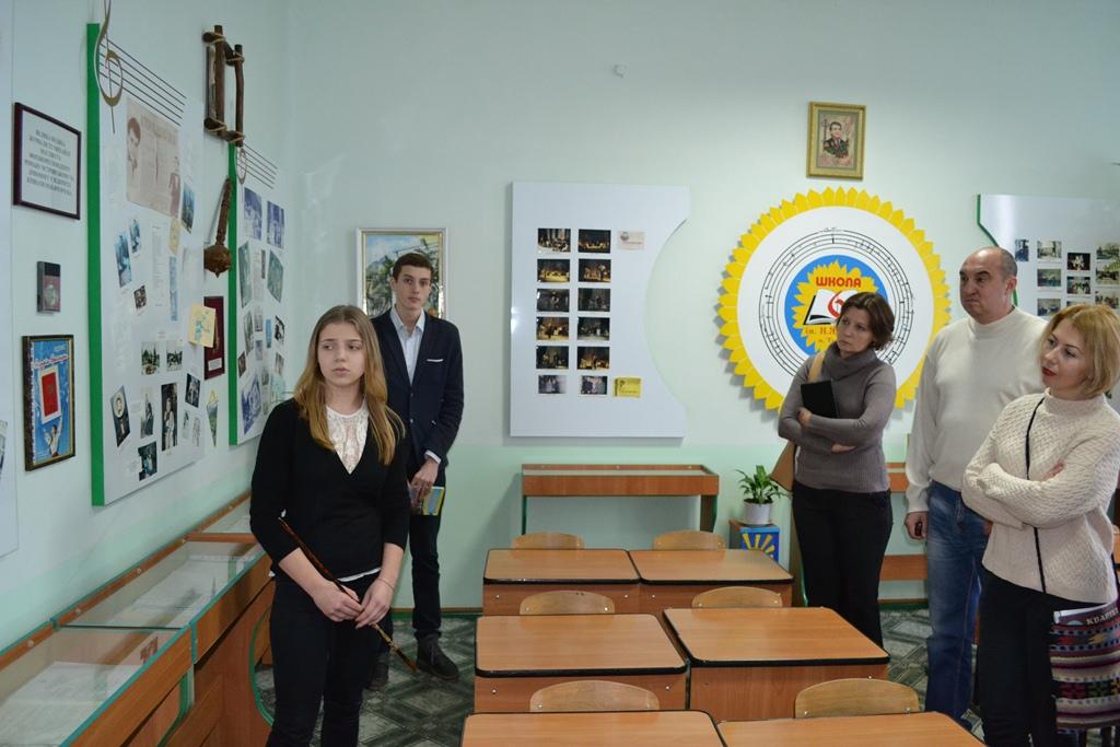 Гості з Кіровограда