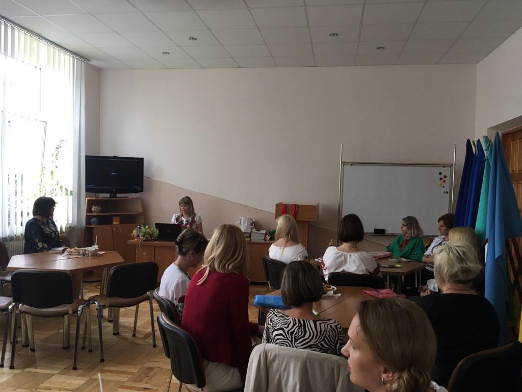 Підсумкове засідання батьків учнів 2А класу «Родинна твердиня»