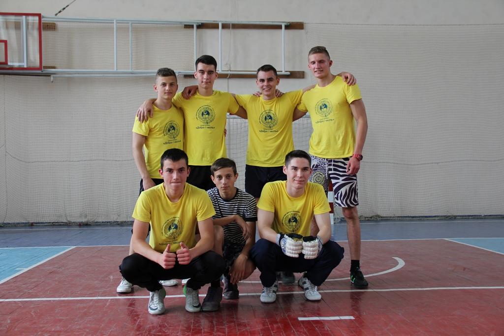 Товариський турнір з футболу