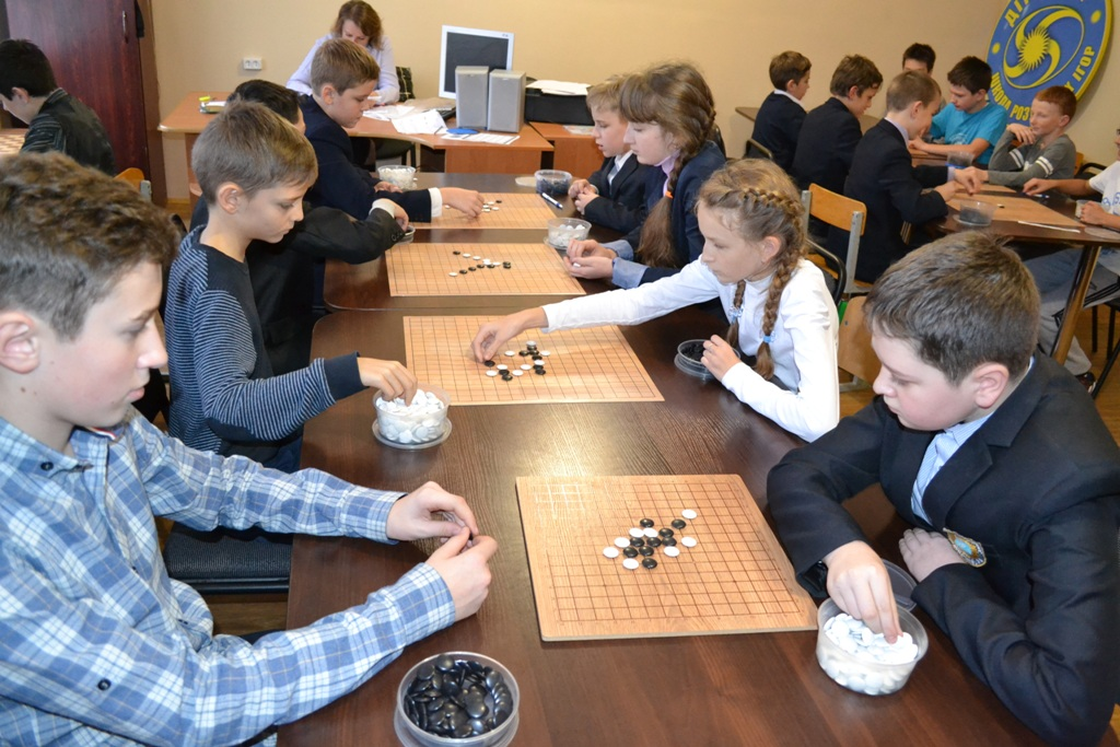 Турнір з розумових ігор «Хрестики-нулики 5 в ряд» 5-6-ті класи
