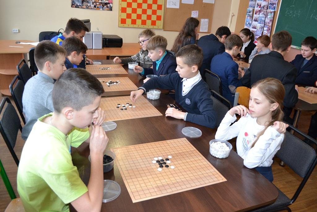Турнірна таблиця з розумових ігор