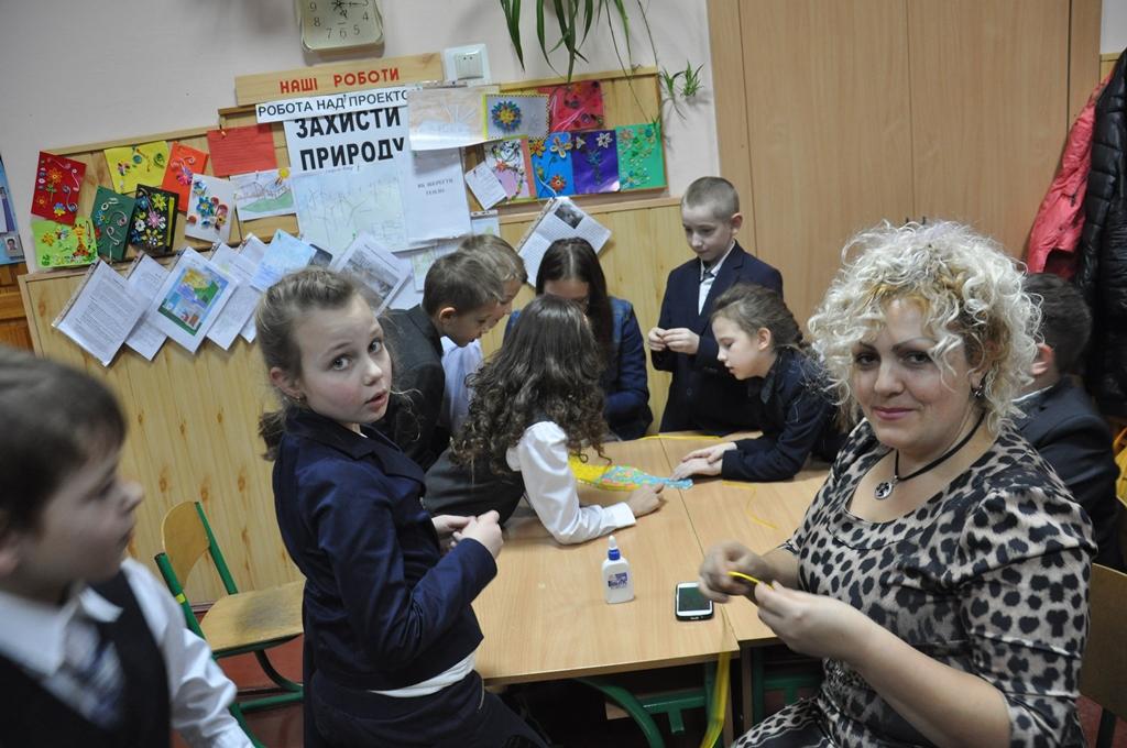 «В моїм серці Україна»