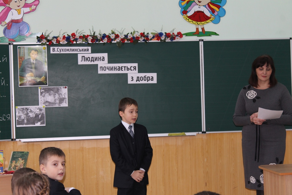 Відкриті уроки. Корінь Леся Михайлівна