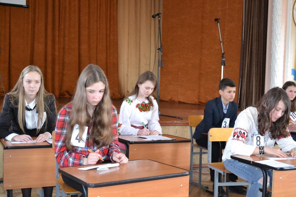 Вітаємо переможця  конкурсу «Учень року - 2015» – Скрепецьку Оксану