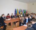 Засідання клубу творчих ліцеїстів «Знак запитання»