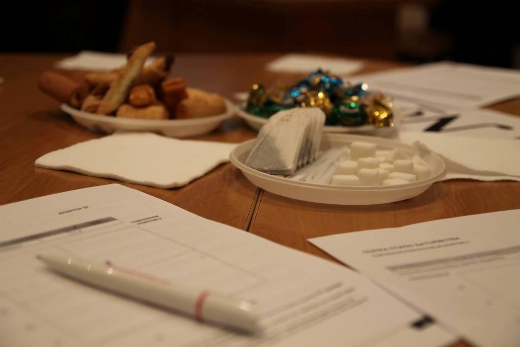 Засідання Відкритих родинних студій у 1А класі