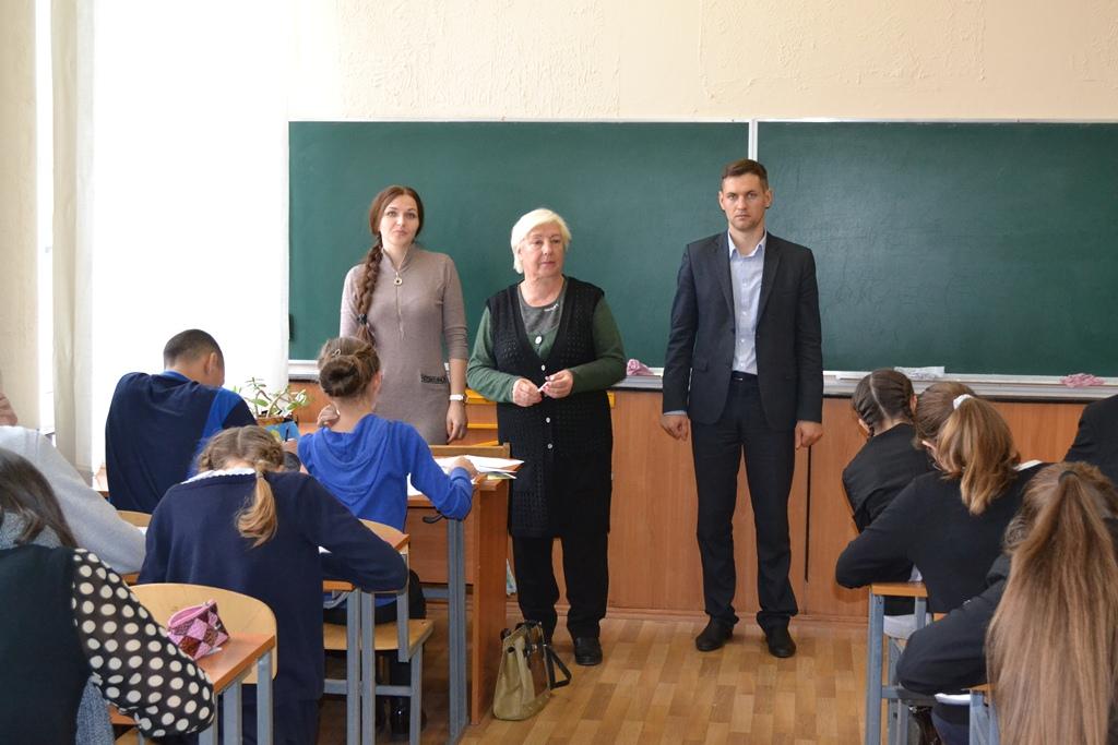 I етап Всеукраїнської олімпіади з математики як засіб розвитку здібностей особистості