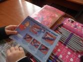 Батьківський урок у 1-Б класі «Як правильно чистити зуби»
