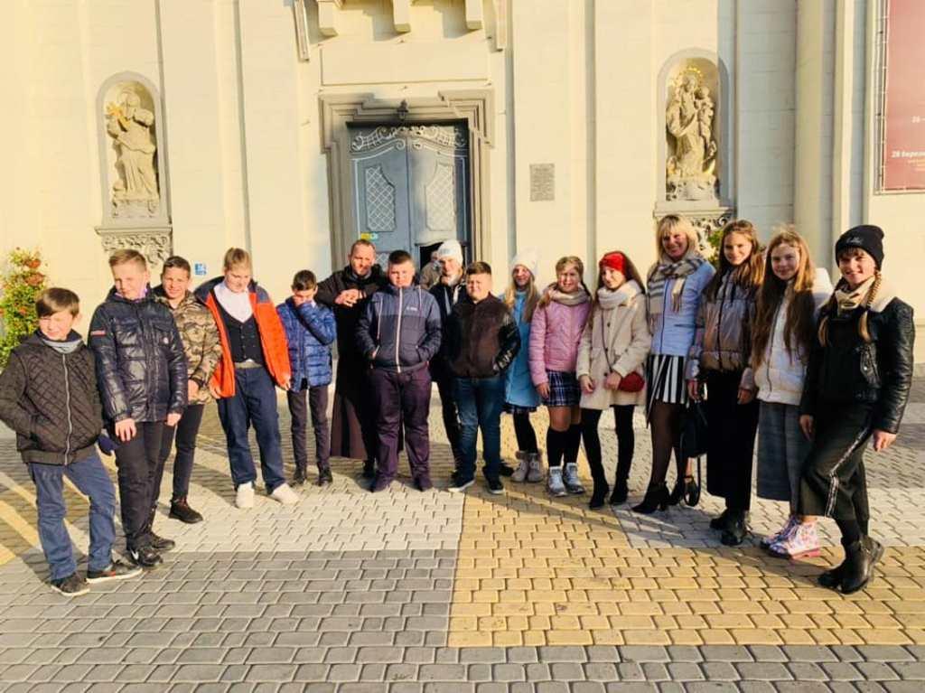 Екскурсія Катедрою