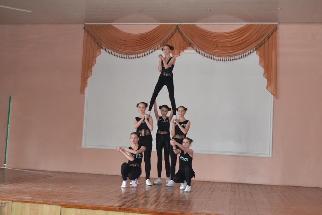 Фестиваль зі спортивної аеробіки