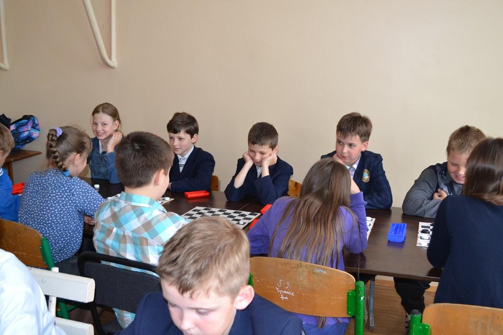 Фінал турніру з шашок