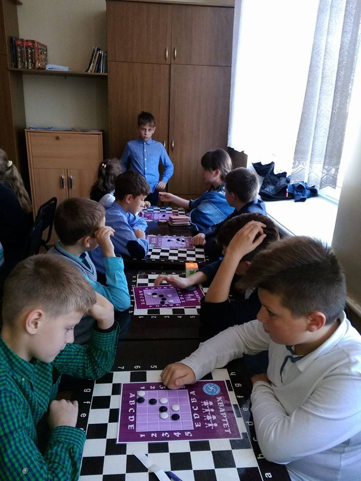Фінал з гри «КВАРТЕТ»