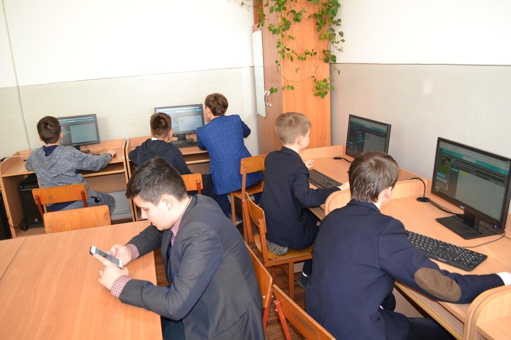 Година коду у нашій школі!