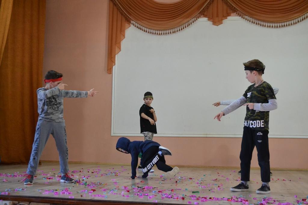 Конкурс «Хака»