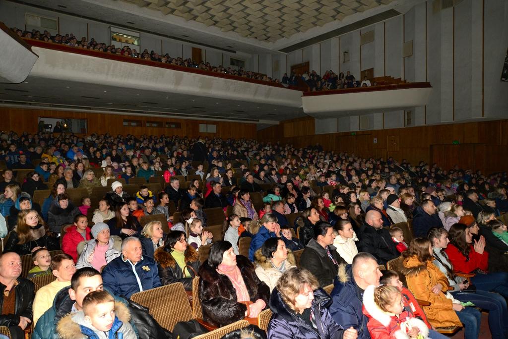 Концерт «Він так співав, що крилами йому став голос», приурочений 65-ій річниці з дня народження Назарія Яремчука
