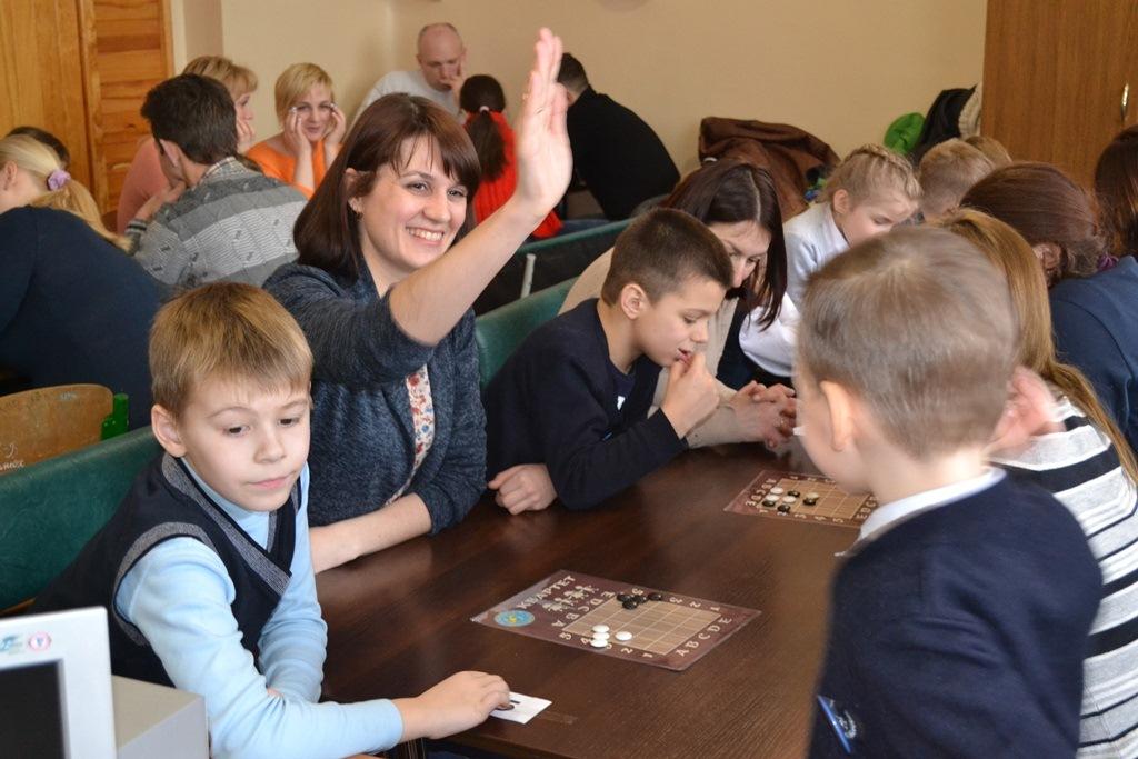 «Квартет» між учнями 1-х класів та їх батьками