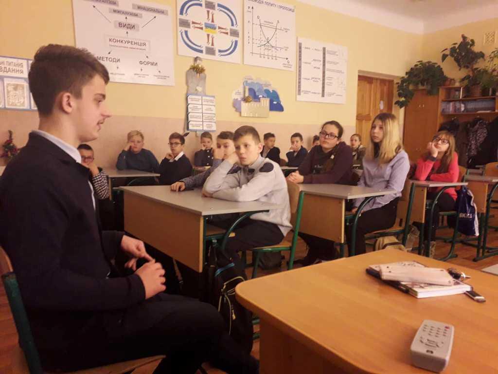 Наші учні – наші презентатори