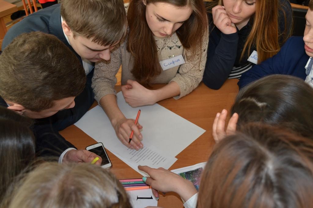 Обмін учнівським самоврядуванням