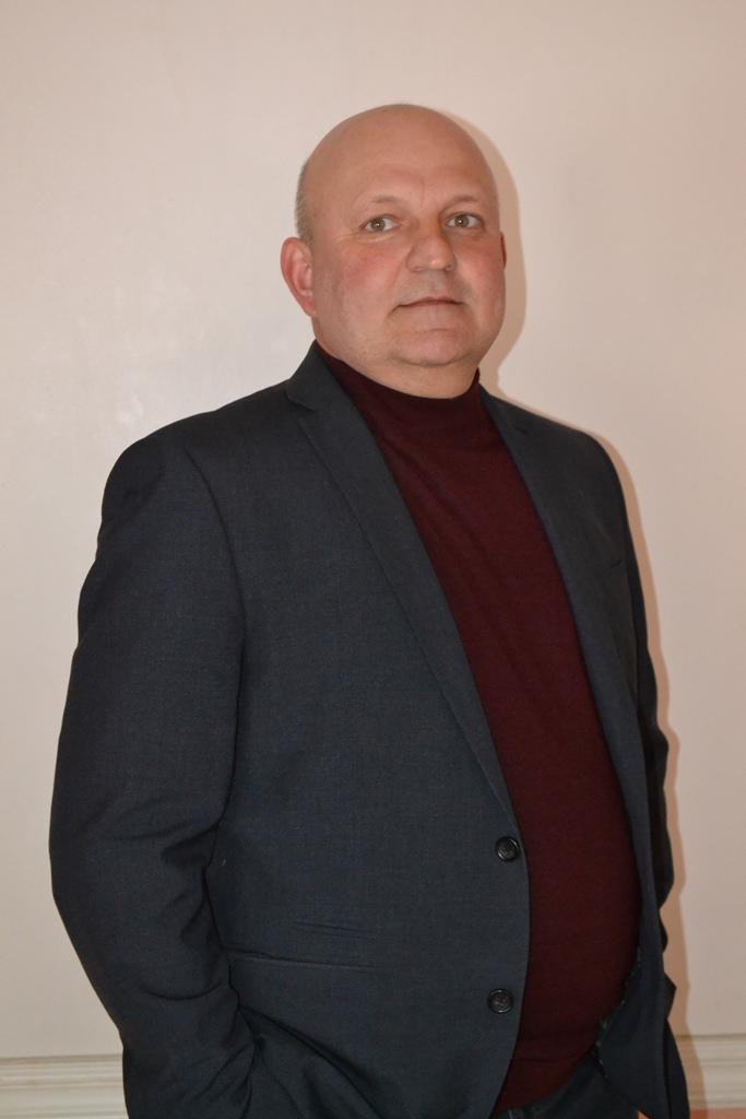 Лоджук Тарас Григорович - вчитель фізичної культури