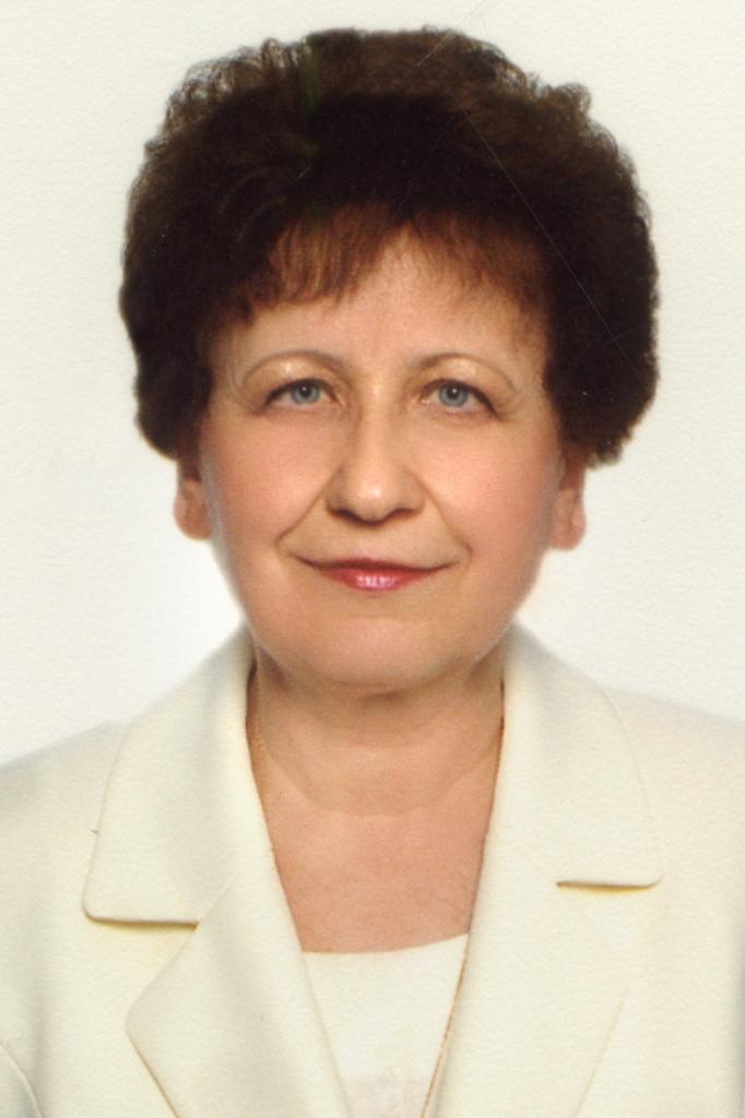 Бичок Надія Йосипівна - вчитель початкових класів