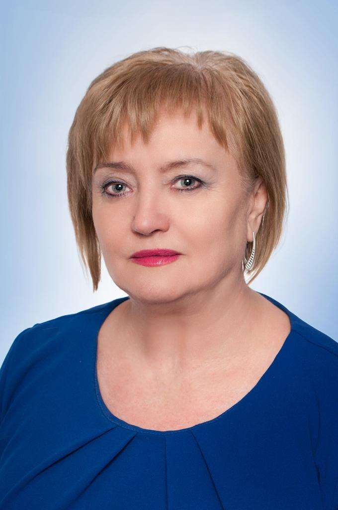 Гайда Галина Володимирівна - вчитель біології