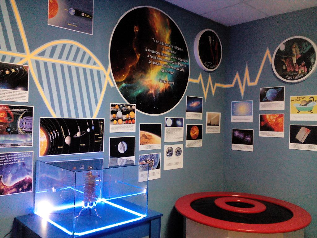 Поїздка у музей науки