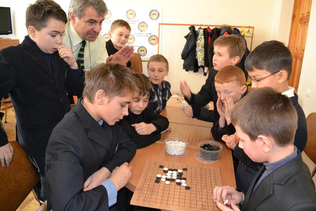 Розумові ігри 2013