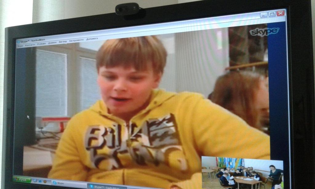 Skype-a-thon 2016