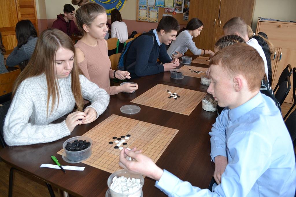 Турнір з гри «Хрестики-Нулики 5 в ряд»