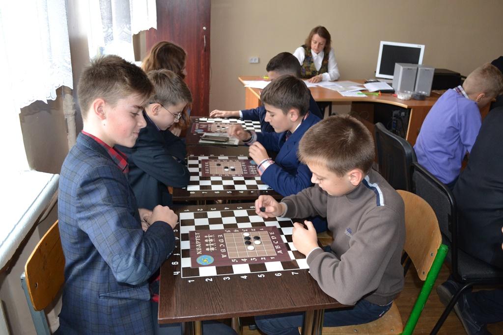 Турнір з гри «Квартет»