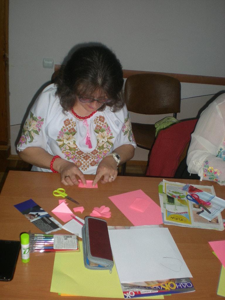 Відкриті родинні студії у 1Б класі