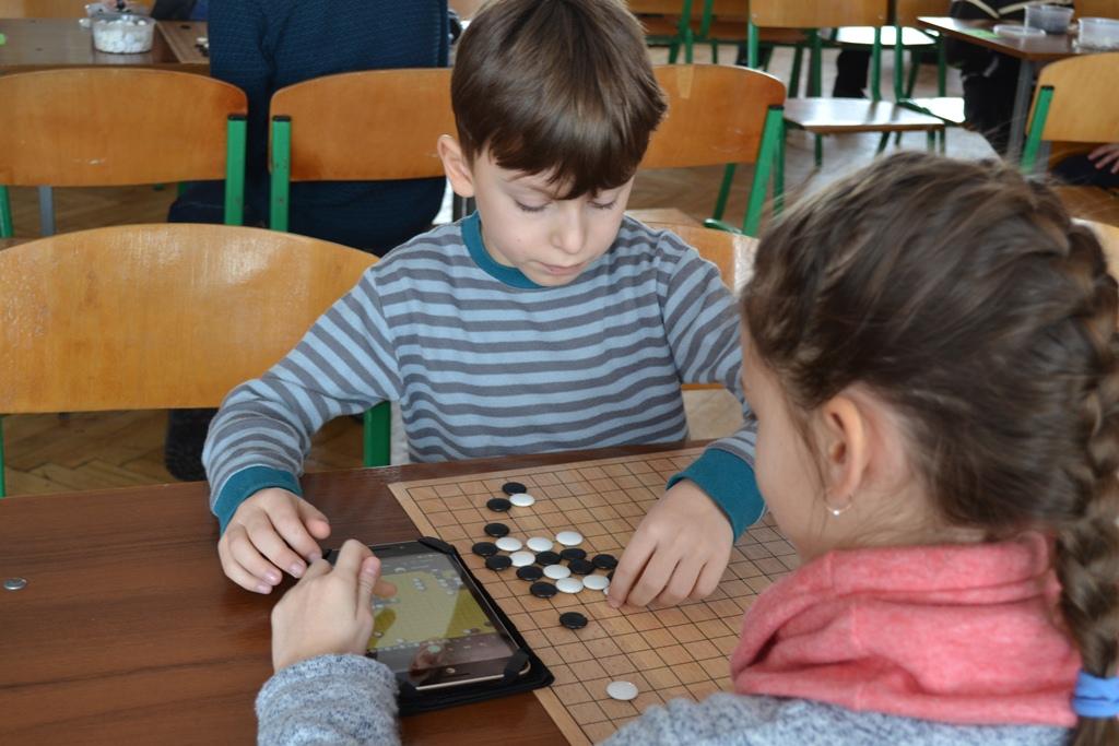 DSC_1284Відкритий чемпіонат м. Тернополя з гри «ГО»
