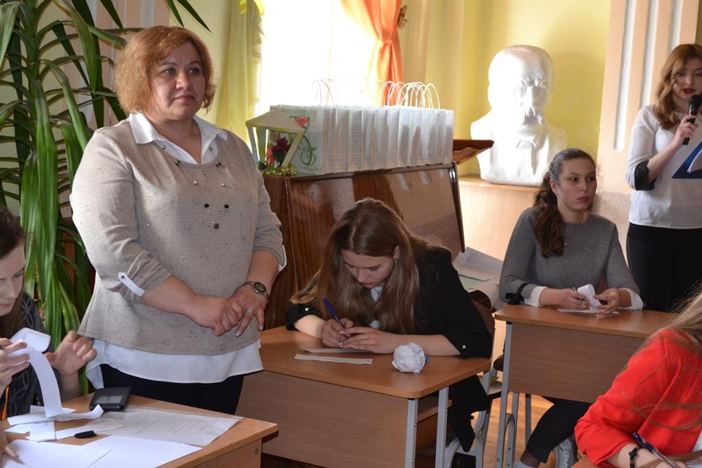 Вітаємо Анастасію Собчак з перемогою  у конкурсі «Учень року – 2019»
