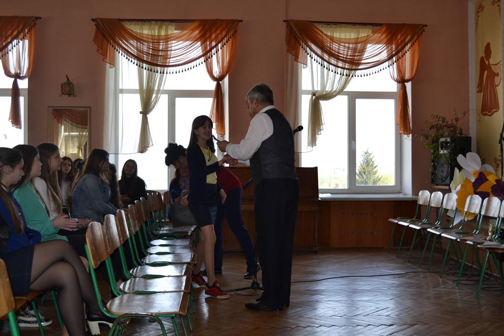 Вітаємо переможців конкурсу з англійської мови «Гринвіч»!