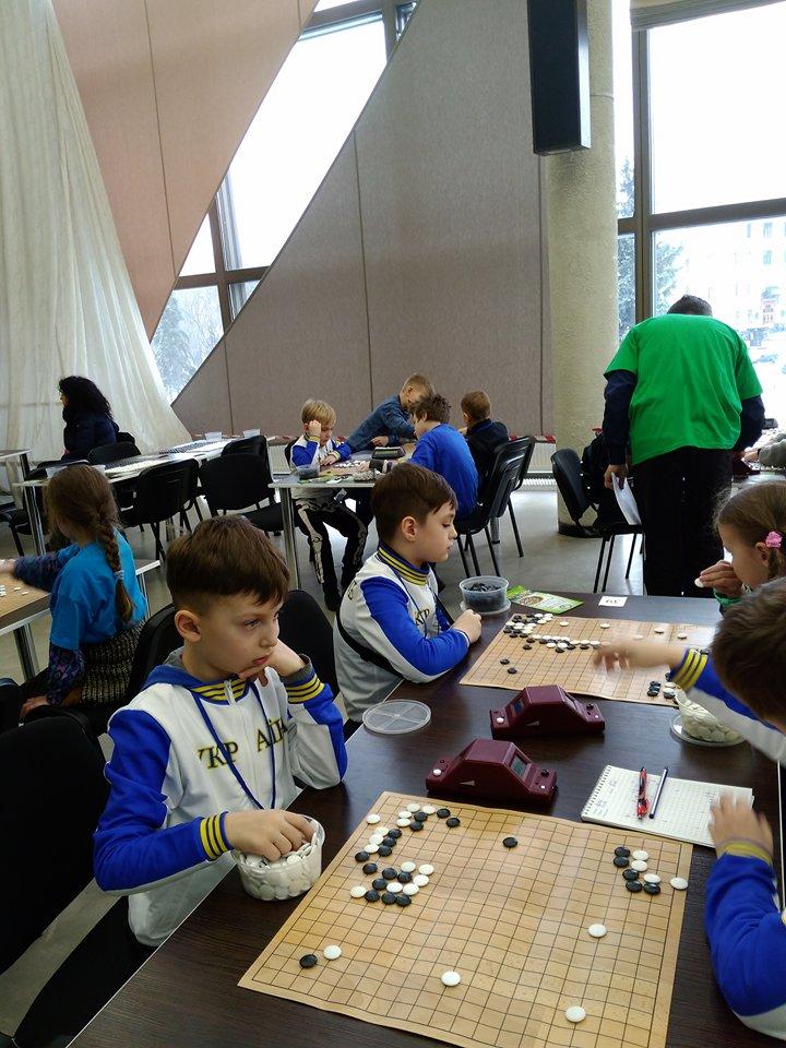 Юнацький чемпіонат Європи з гри «Го»