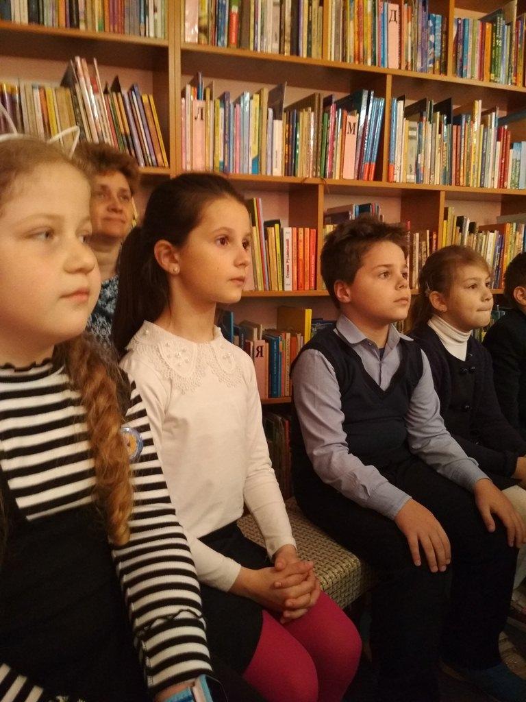 Зустріч учнів 2-Б класу з письменницею Лесею Кічурою