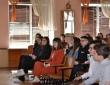 Звітно-виборна конференція учнівського самоврядування