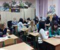 Батьківські збори у 1В класі