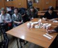 Зимове чаювання у 5-Г класі.