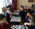 Турнір з гри «Шашки» між учнями 5 і 6 класів