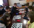Турнір з гри «Шашки» між учнями 7 - 8 класів