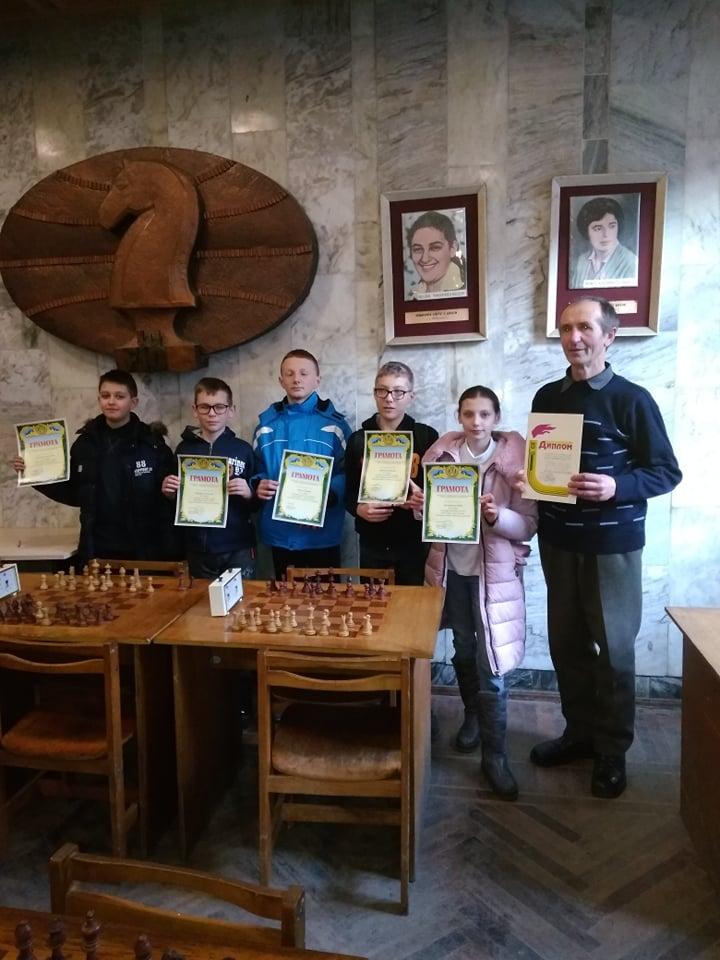 Кращі шахісти!