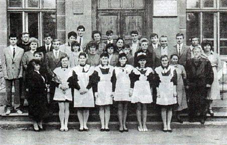 Випускники 1991р.