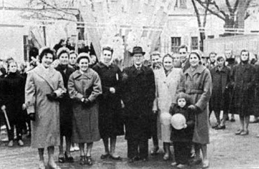Барановський Дмитро Васильович з колегами.