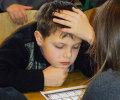 Першість школи з розумових ігор 2012