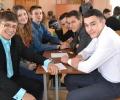 «Брейн-ринг» між учнями 9-11-х класів