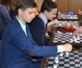 Турнір з гри «Руські шашки» між учнями 9-11 класів