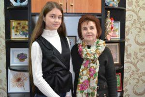 Корпак Катерина – 9-В (III місце з трудового навчання) Вчитель Яремчук Ганна Семенівна